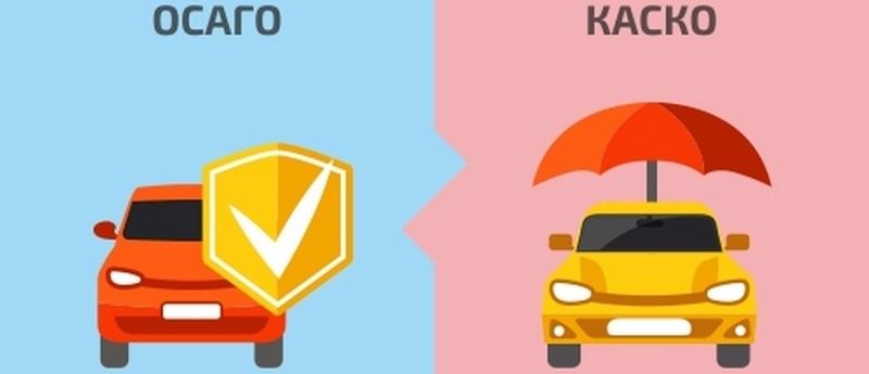 КАСКО и ОСАГО - в чем разница, стоимость, страховые выплаты, возмещение, что лучше