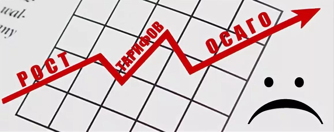 Повышение цен на ОСАГО